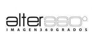 Identidad corporativa y logotipo Alter360