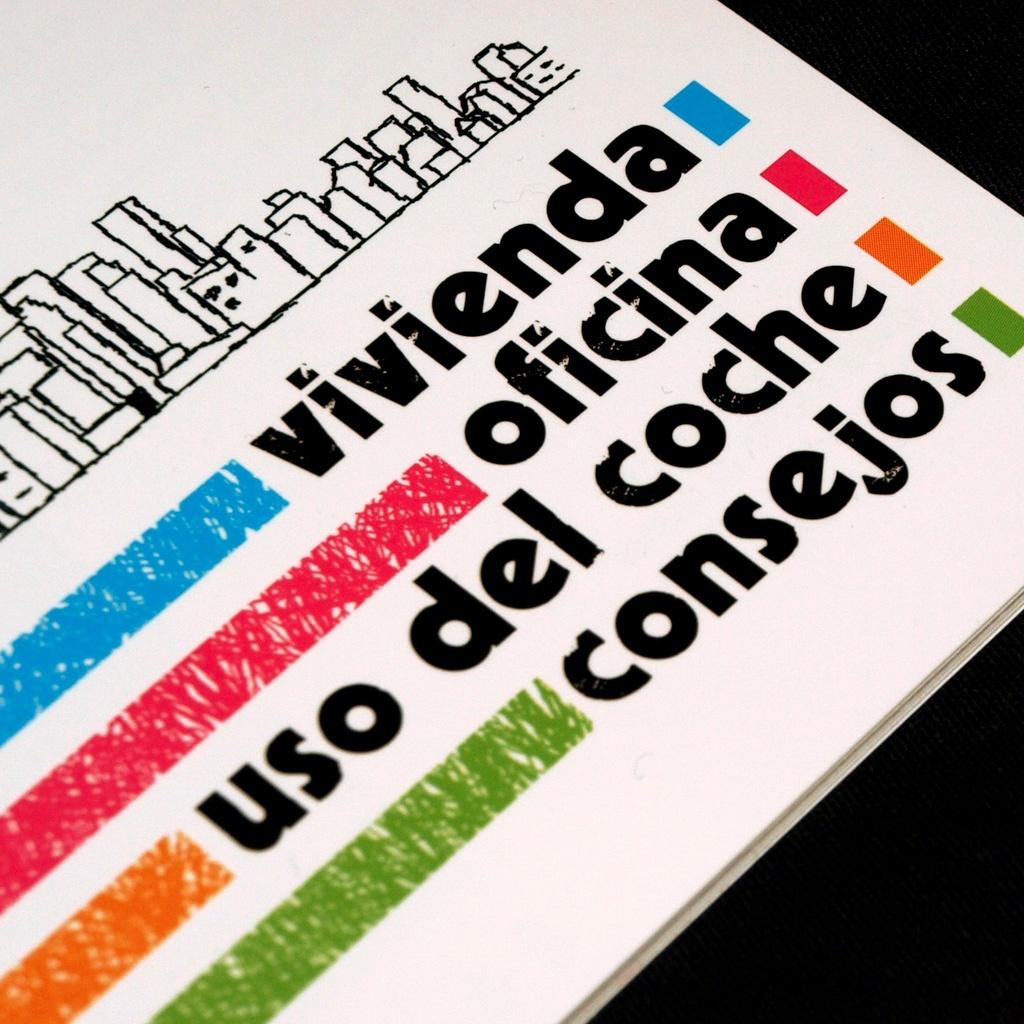 Diseño y maquetación de la guía de ahorro energético, editado por Faen