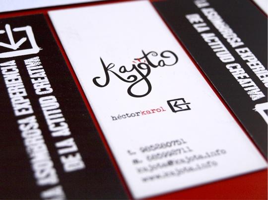 Branding e identidad corporativa de kajota