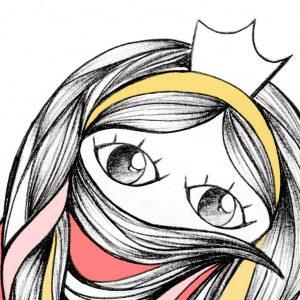 Ilustración realizada con bolígrafo Bic
