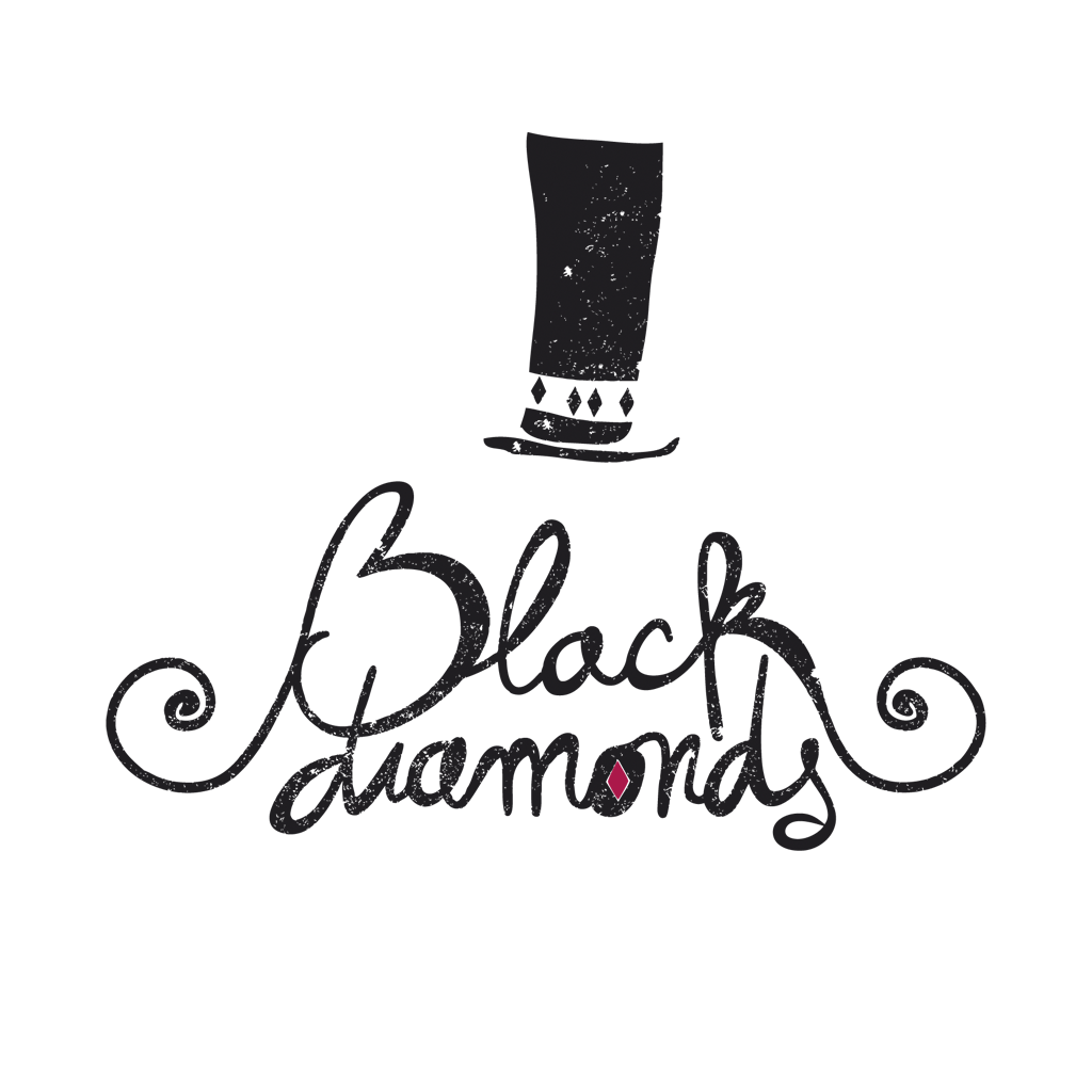 Logotipo Black Diamonds