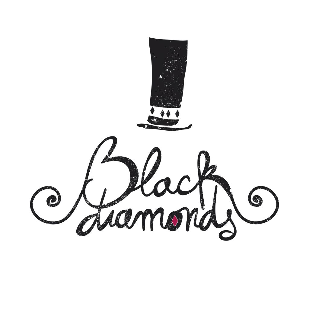Logotipo Black Diamonds