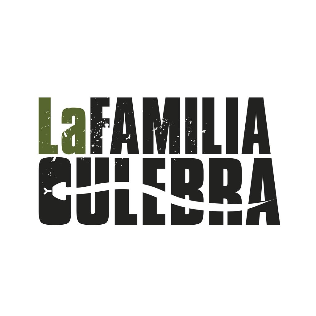 Logotipo familia culebra