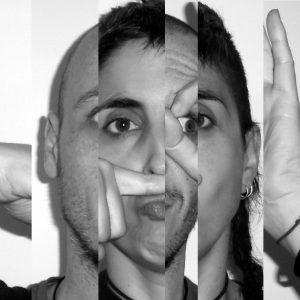 Héctor y Karol componen kajota, un estudio de creatividad, diseño gráfico y estrategia