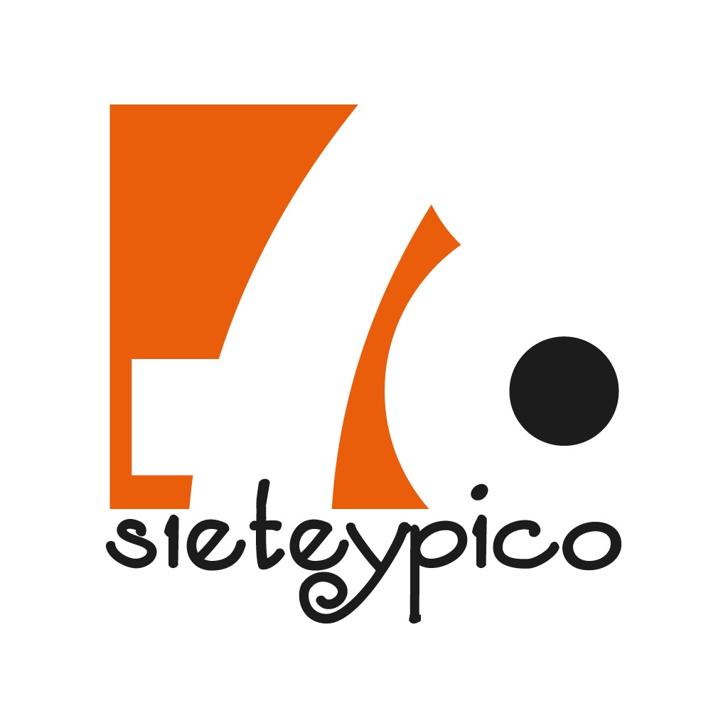 Branding e identidad corporativa para Sieteypico