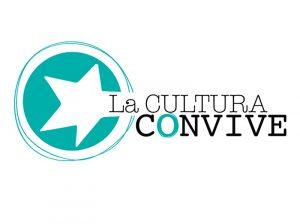 Diseño de logotipo y marca de la cultura convive