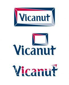 Diseño de logotipo de Vicanut