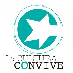 Diseño de logotipo de la cultura convive