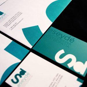 Branding, desarrollo de identidad corporativa y programa de aplicación