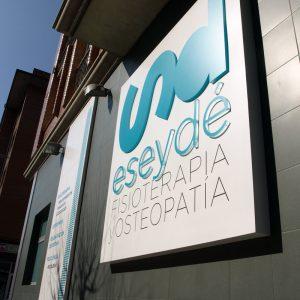 Diseño de branding, desarrollo de identidad y programa de aplicación de Eseydé