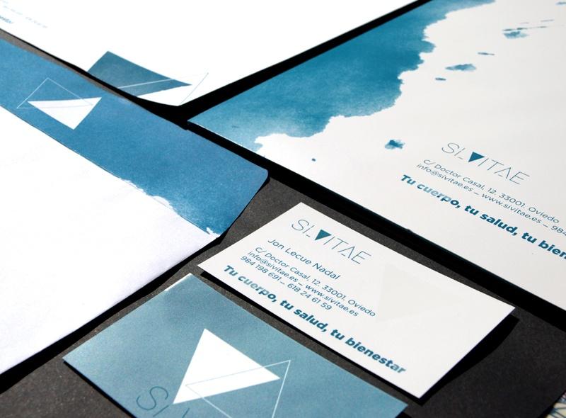 Branding, marca y diseño de logotipo Sí Vitae