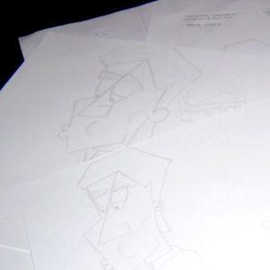Ilustración digital para proyecto de coach