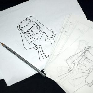 cubierta, diseño, ilustración libro