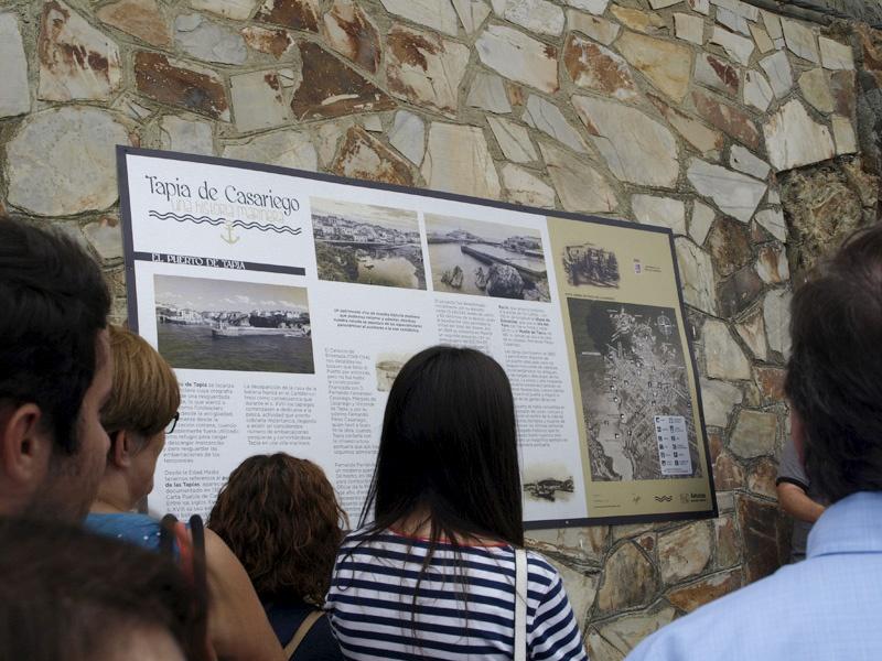 Marca y diseño de gráfica para ruta turística