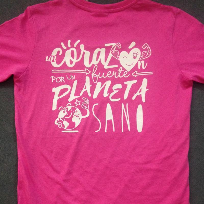 Eslogan y diseño de camisetas para cogersa