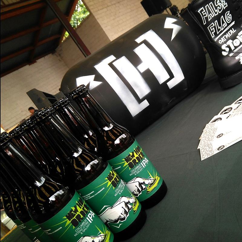 Black[H]ops Commando, creación de una marca desde el origen, su branding, naming, estrategia y desarrollo de sus productos