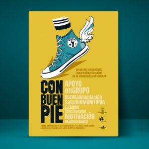 Ilustración y diseño de cartel para campaña Llanera