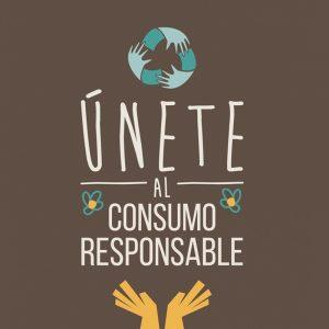 Ilustración y diseño para cartel consumo responsable en llanera