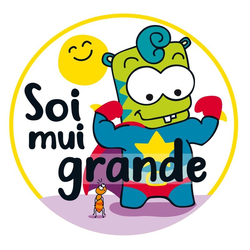 Diseño de ilustraciones para pegatinas infantiles