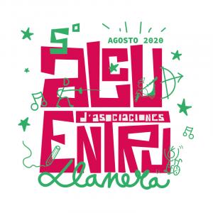 Diseño para cartel del alcuentru de asociaciones de Llanera