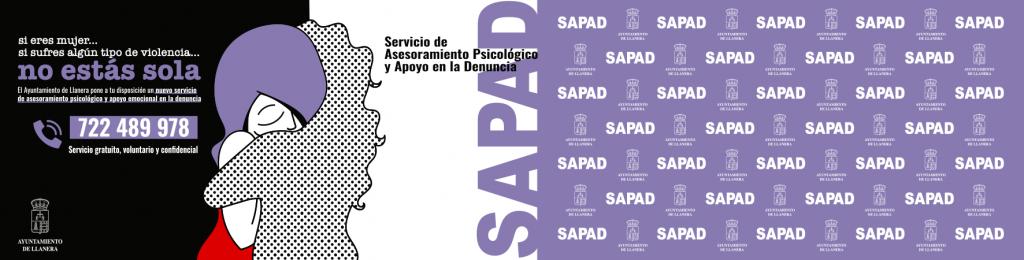 Diseño e ilustración para campaña de difusión del servicio SAPAD de Llanera