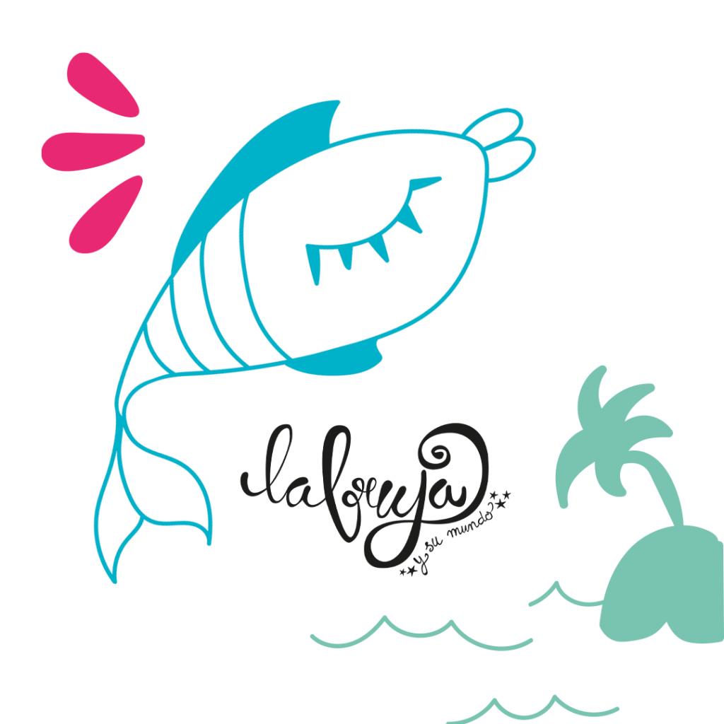 Diseño e ilustración para campaña de verano sal al verano en Llanera
