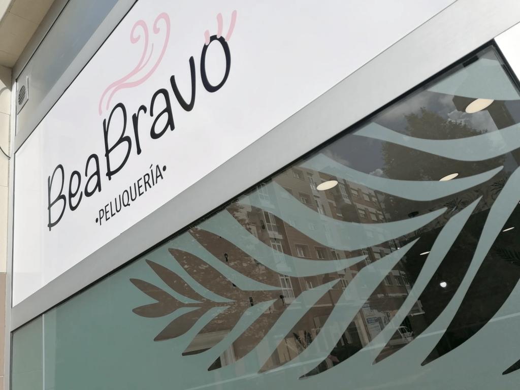 Diseño de logotipo de peluqueria